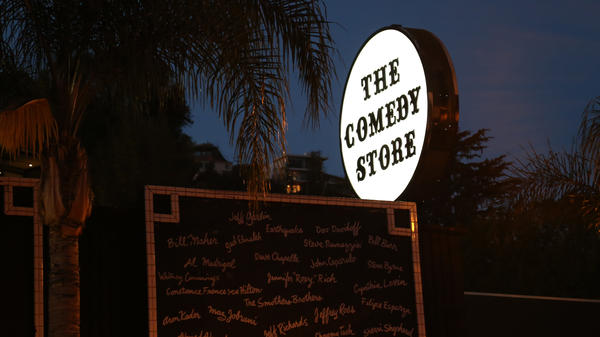 Showtime's series, <em>The</em> <em>Comedy Store,</em> is more than just a history of the Sunset Strip club; it's also a history of modern comedy.