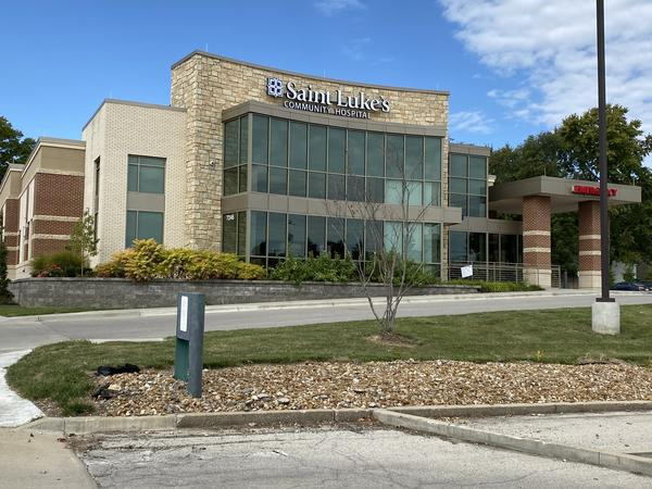 The Saint Luke's community hospital at 75th and Metcalf in Overland Park, which opened only a couple of years ago, will be shuttered on Dec. 30.