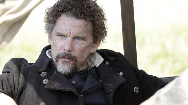 Ethan Hawke plays abolitionist John Brown in <em>The Good Lord Bird</em>,<em> </em>a new Showtime series<em> </em>based on the novel by James McBride.