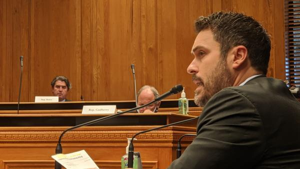 Rep. Blake Miguez (R-Erath). May 6, 2020.
