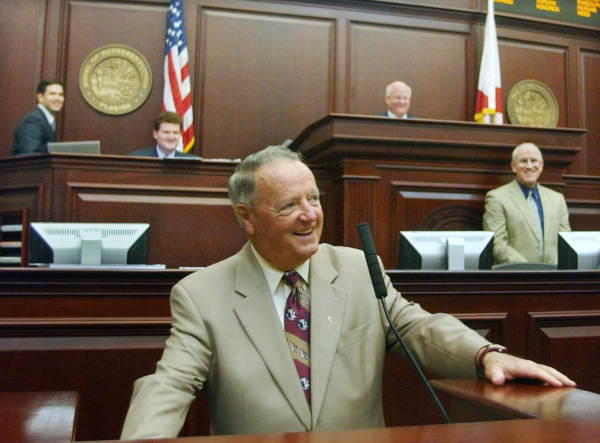 Bobby Bowden honored by the Florida Legislature