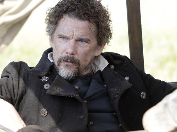Ethan Hawke plays abolitionist John Brown in <em>The Good Lord Bird</em>,<em> </em>a new Showtime series<em> </em>based on the novel by James McBride.