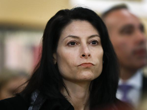 Michigan Attorney General Dana Nessel, pictured in March 2019, told NPR the threat posed by individuals subscribing to extremist ideology is a nationwide problem.