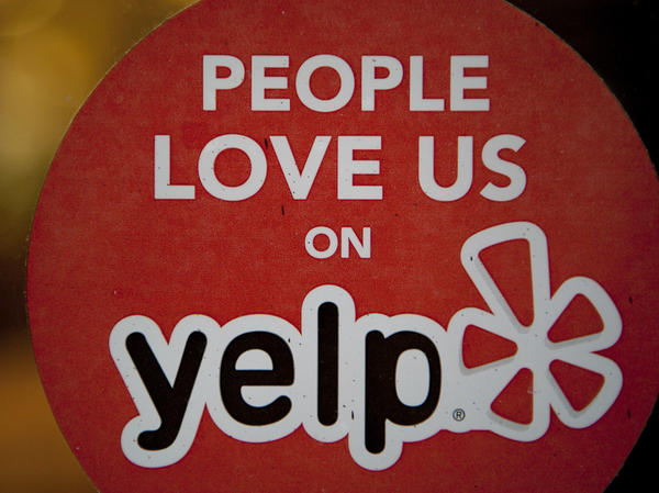 Yelp announced a new initiative on Thursday to label businesses that users have reported for racist behavior.