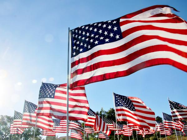How do Americans feel about the U.S. flag? It's complicated.