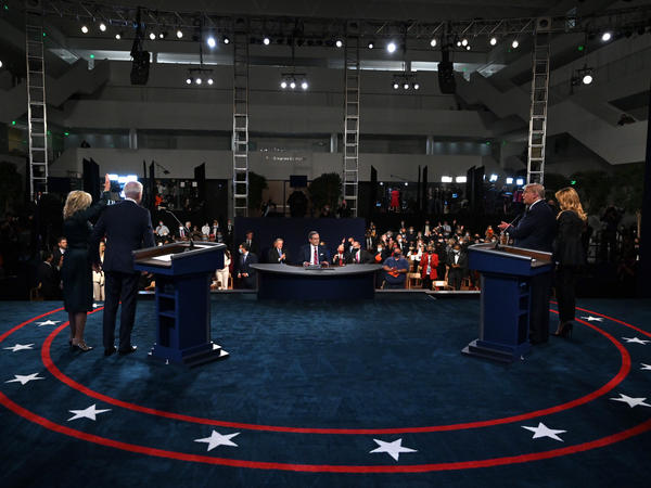 The second presidential debate, previously scheduled for Thursday in Miami, has been canceled.