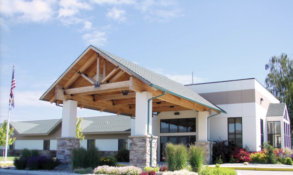 Clark Fork Valley Hospital in Plains, Sanders County