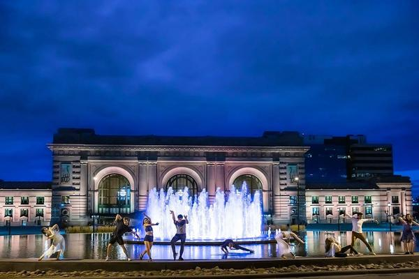 Ballet Street Project has filmed in iconic locations in Kansas City, such as Union Station.