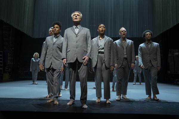 HBO's <em>David Byrne</em><em>'s American Utopia </em>captures a live performance of Byrne's acclaimed Broadway show.
