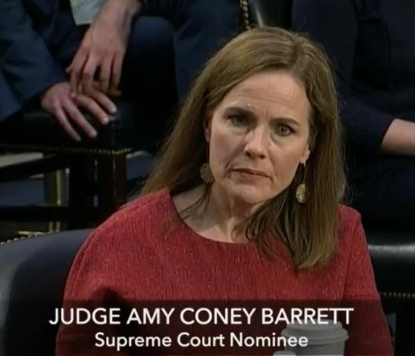 Once the Senate Judiciary Committee votes next week, the full Senate will take up the nomination of Amy Coney Barrett.