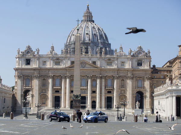 """Two priests are going on trial in the Vatican court — one accused of sexually abusing an altar boy and the other charged with aiding and abetting the alleged abuse, which allegedly took place at the St. Pius X youth seminary. The seminary's residents are known as the """"pope's altar boys"""" and serve Mass in St. Peter's Basilica."""