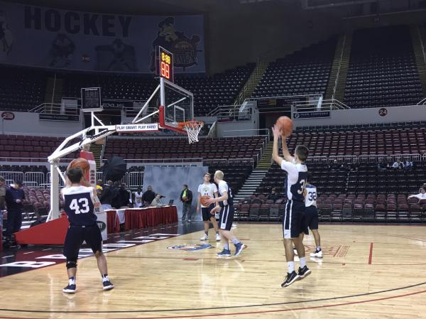 The Illinois High School Association has decided to move forward with the basketball season, despite the Illinois Department of Public Health elevating the sport to the high-risk category.