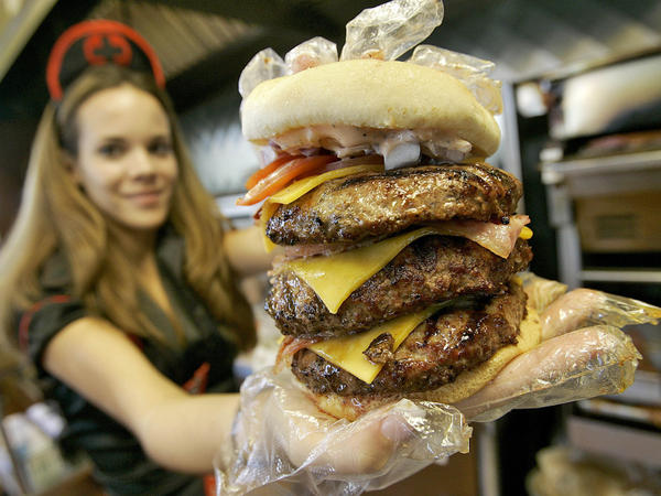 Spokesman for Heart Attack Grill restaurant dies of a heart attack