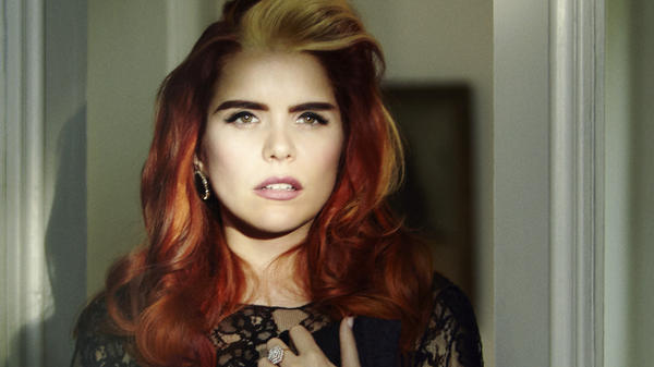 Singer-songwriter and actress Paloma Faith's new album is titled <em>Fall to Grace</em>.