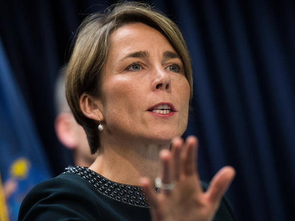"""""""What's important to me is that the facts come to light, and we get justice and accountability,"""" Massachusetts Attorney General Maura Healey said about litigation that has made internal Purdue Pharma documents public."""