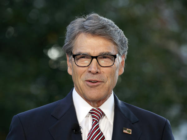 Energy Secretary Rick Perry announced last week that he will leave his position by the end of the year. Perry urged President Trump to make the July phone call to Ukrainian President Volodymyr Zelenskiy that's at the heart of the impeachment inquiry.