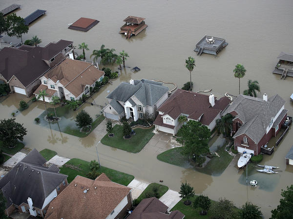 Hurricane Harvey's devastating flooding caught many homeowners by surprise, and prompted support for more disclosure about flood risk.