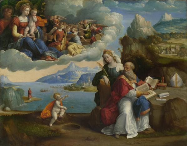Augustine of Hippo was among those in the Catholic Church who championed its eventual rejection of intrafamily marriages, which researchers say may have paved the way for a breakdown of extended family networks in Western Europe.