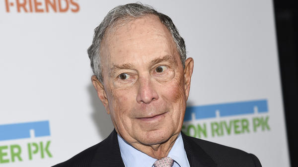 Michael Bloomberg is reconsidering entering the Democratic presidential primary. If he entered, he would be the second billionaire to join the race who walked back an earlier decision not to run.