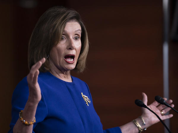 House Speaker Nancy Pelosi, D-Calif., is ending her weeks-long hold on the articles of impeachment, which will trigger the start of the Senate impeachment process.