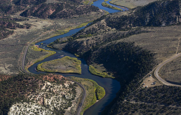 Climate change is affecting western streams by diminishing snowpack and accelerating evaporation, a new study finds.