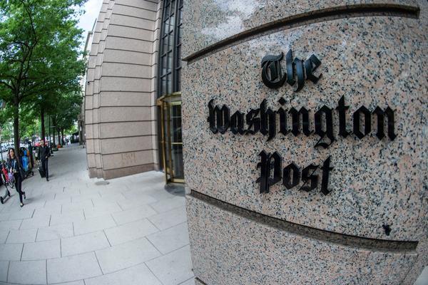 The Trump campaign has filed a lawsuit against <em>The Washington Post</em>.