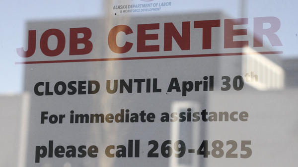 With much of the country ordered to stay at home, countless businesses have shut down and millions are out of work.