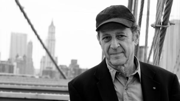 Steve Reich in New York City in 2005. During the coronavirus crisis, the composer has been is Los Angeles, working on a new piece.