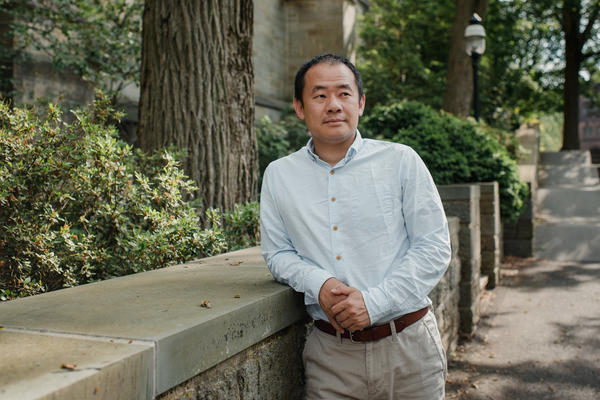Xiyue Wang was freed from Iran after being held prisoner for three years and was released in December 2019 in a prisoner swap between Iran and the U.S. Iranian authorities sentenced Wang in 2017 to 10 years in prison for espionage. But the officials who interrogated him over the years didn't seem to care much about what he did or didn't know, according to Wang.