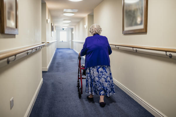 Some nursing homes and long-term-care facilities say they're struggling to fill shifts as certified nursing assistants opt for unemployment benefits during the pandemic.