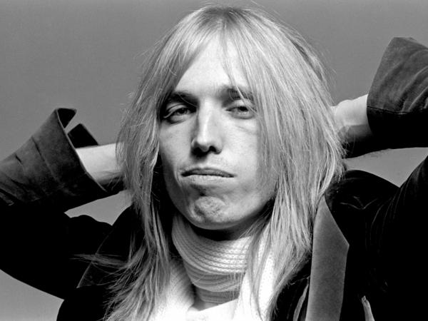 Tom Petty posed in New York in 1976. On Saturday, Petty's estate issued a cease-and-desist order to the Trump campaign after it used his song at a rally.