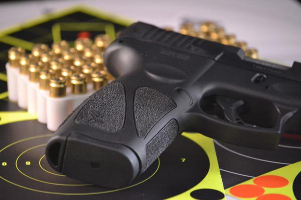 About 1 in 5 gun transactions in the U.S. occur without a background check.