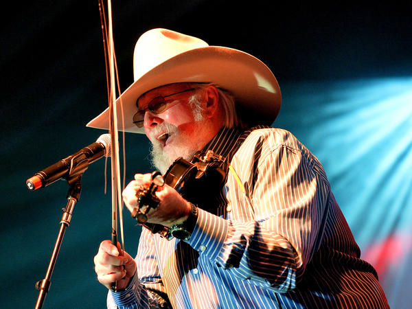 Charlie Daniels performs in Nashville in 2013. Daniels died Monday at the age of 83.
