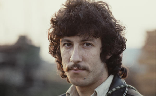 British musician Peter Green, guitarist and co-founder of rock band Fleetwood Mac, circa 1968. Green's family announced his death on Saturday.