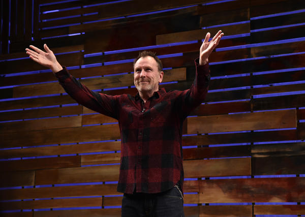 """""""I'm a comedian. I'm not here to be agreed with,"""" says Colin Quinn. """"In fact, if you came up to me and said, 'You're not funny, but I agree with you,' I'd be offended because I'm here to make people laugh. ... It's much more powerful than somebody agreeing with you."""""""