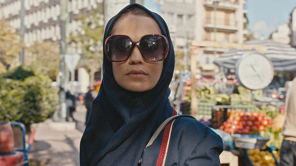 Niv Sultan stars as a tech-savvy Mossad agent trying to escape Iran in the eight-part spy thriller <em>Tehran</em>.