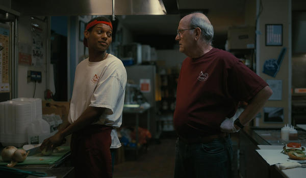 A still from The Last Shift, documentary filmmaker Andrew Cohn's first feature film. Cohn is originally from Ann Arbor.