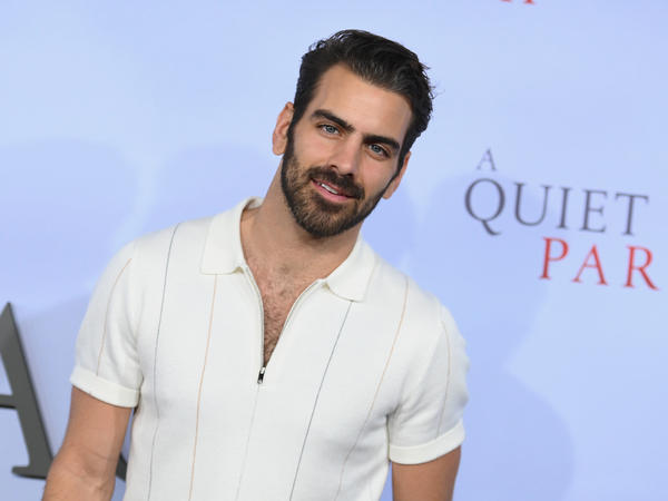 """Nyle DiMarco attends the premiere of """"A Quiet Place Part II"""" at Lincoln Center on March 8, 2020 in New York. In his new Netflix series <em>Deaf U</em>, DiMarco turns the camera on students at Gallaudet University."""