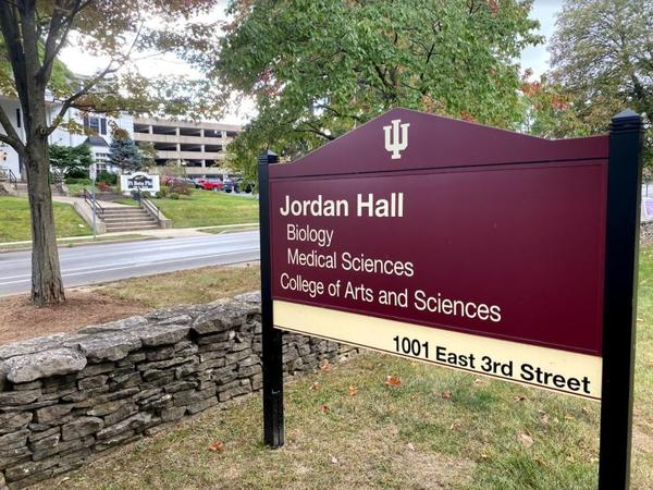 Indiana University's board of trustees voted earlier this month to strip David Starr Jordan's name from a building. Jordan was the university's seventh president and a leader of the eugenics movement.