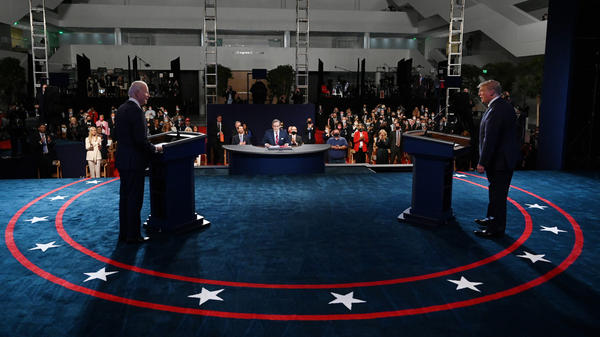 The Sept. 29 debate between President Trump and former Vice President Joe Biden was widely criticized for its off-the-rails nature and lack of structure.