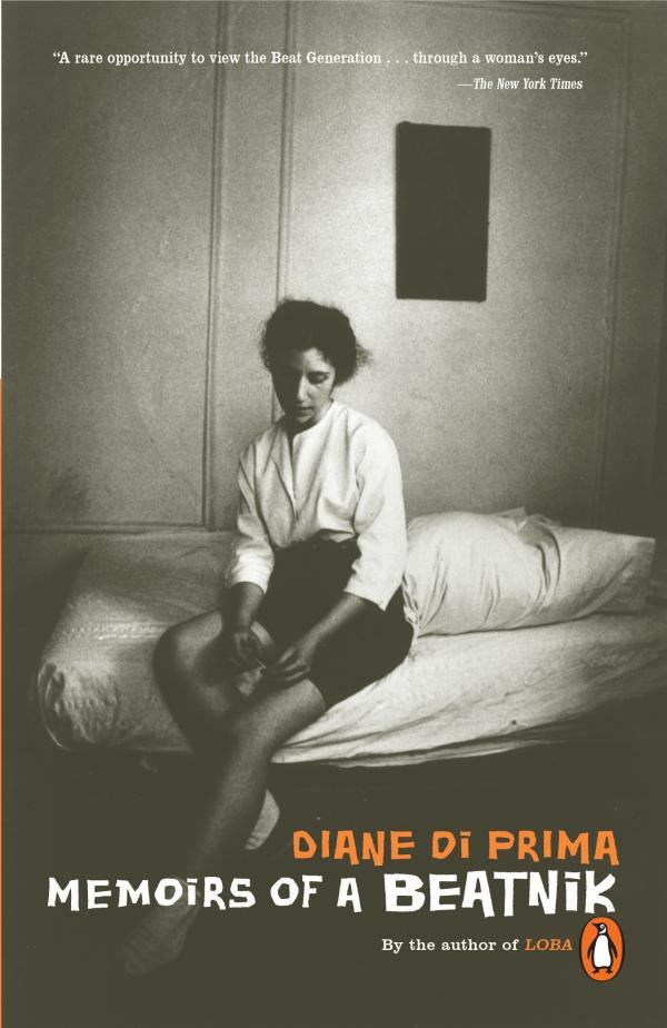 Di Prima's <em>Memoirs of a Beatnik</em> was a highly sexualized fictional account of the poet's time with the Beats.