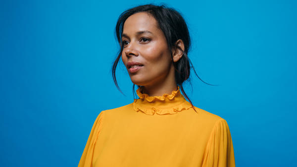 Rhiannon Giddens' new track for <em>Morning Edition</em>'s Song Project series describes her feelings of emotional whiplash during the COVID-19 era.