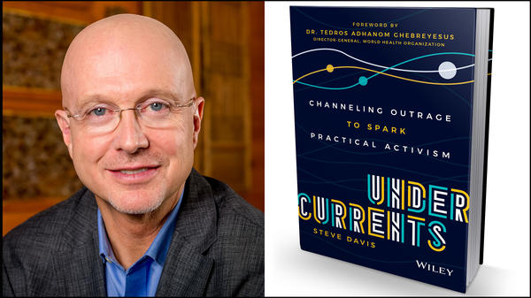 Steve Davis is a longtime advocate for the poor. In his new book, <em>Undercurrents: Channeling Outrage to Spark Practical Activism, </em>he writes about five promising trends that could help lift people out of extreme poverty.