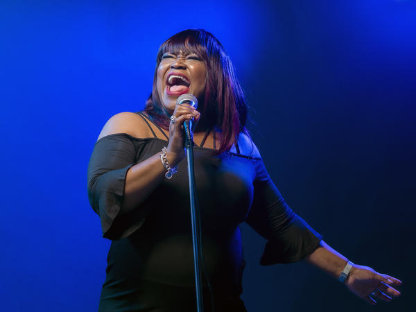 Blues singer Shemekia Copeland uses her new album, <em>Uncivil War</em>, to tell the story of the Clotilda — what's thought to be the last slave ship to smuggle African captives to American shores.