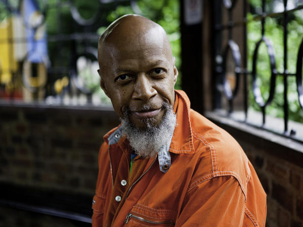 """Laughter has always been the juice of my life,"" says Laraaji, who pursed stand-up comedy before becoming a professional musician."