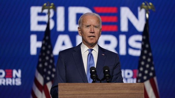 President-elect Joe Biden will face a closely divided Congress in January.