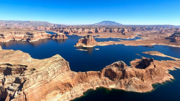 A proposed pipeline project in southern Utah would transport water from Lake Powell to fast-growing communities in the state's southwest corner. The proposal hit political headwinds this year, as other Colorado River users objected to it.
