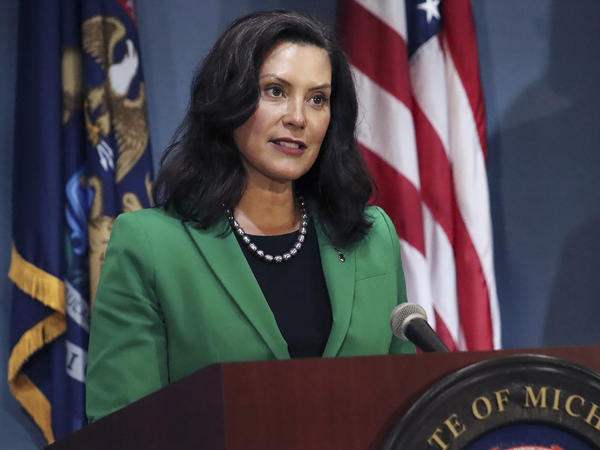 """In the spring, we listened to public health experts, stomped the curve and saved thousands of lives together. Now, we must channel that same energy and join forces again to protect our families, frontline workers and small businesses,"" Michigan Gov. Gretchen Whitmer said in a statement."