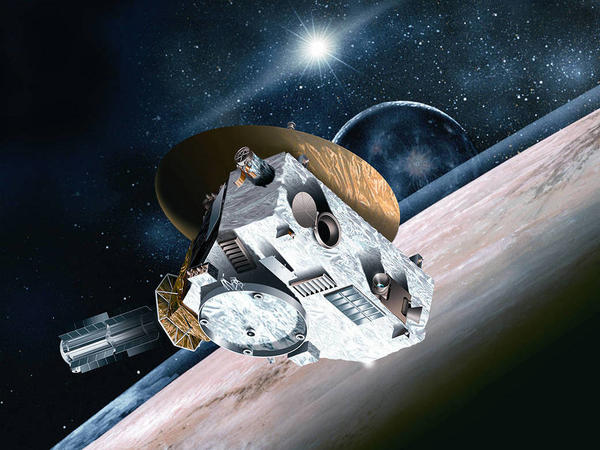 Scientists have used the New Horizons spacecraft, billions of miles from Earth, to measure the darkness of space.