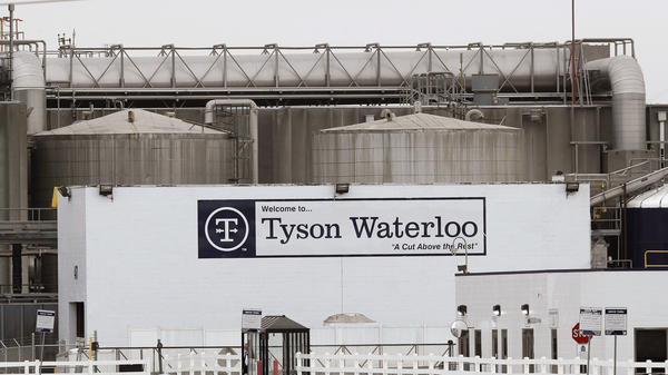 "A lawsuit filed by the family of a former Tyson employee who died of COVID-19 complications alleges company supervisors were instructed by high level officials to falsely deny the existence of ""confirmed cases"" or ""positive tests"" as early as March."